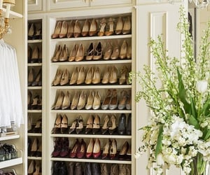 heels shoes and beautiful dream closet image