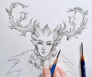 fanart, warcraft, and winter queen image