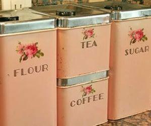 vintage, retro, and tea image
