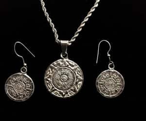etsy, southwestern boho, and sterling silver image