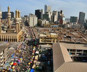 nigeria, aerial, and africa image