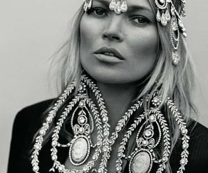 art, fashion, and headpiece image