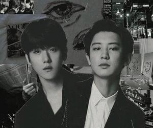 kpop, baekhyun, and otp image