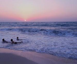 aesthetic, beach, and beautiful image