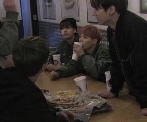 jin, jungkook, and jimin image