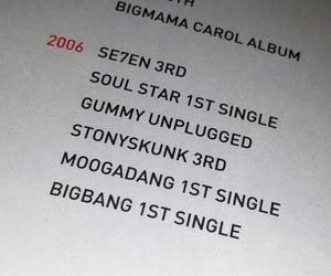 VIP, bigbang, and yg family image