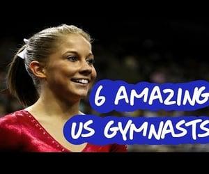 gymnastics, nastia liukin, and sports image