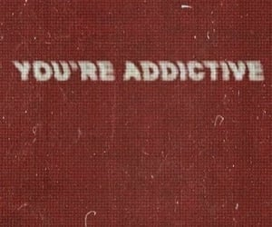 grunge, text, and red image