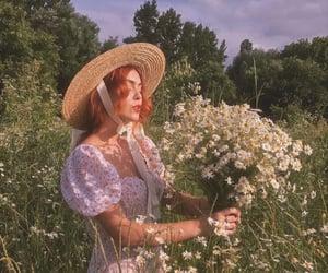 cottagecore, aesthetic, and flowers image