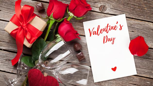 article, presents, and valentines image