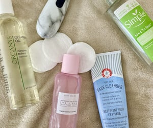 skincare tips, skincare, and facial cleanser image