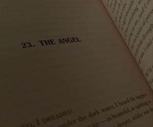academia, aesthetic, and angel image