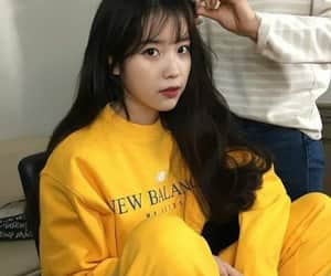 beautiful, yellow, and korean image