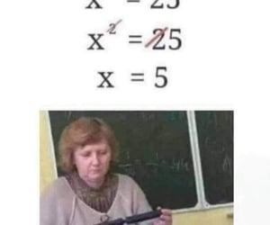 funny, math, and meme image