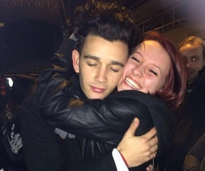fans, matty healy, and the 1975 image