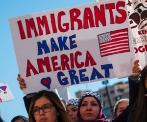 asylum, presidentbiden, and immigration image