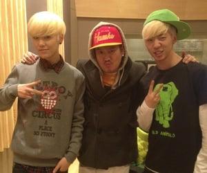 asian, korean, and youngjae image