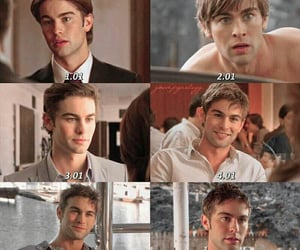 gossip girl, nate archibald, and chase crawdford image