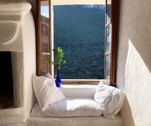 interior, nature, and white image