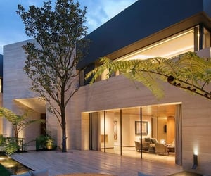 dream house and luxury house image