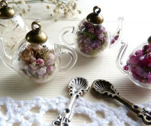 fairy jewelry, etsy, and fairy necklace image