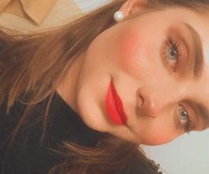 beautiful girl, model, and instagram image