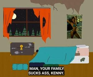 testaburger, cartman, and South park image