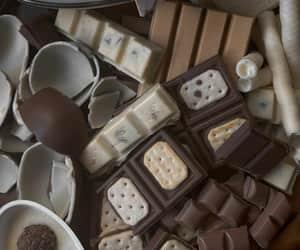 aesthetic, chocolate, and chocolate bar image