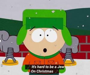 jewish, christmas, and South park image
