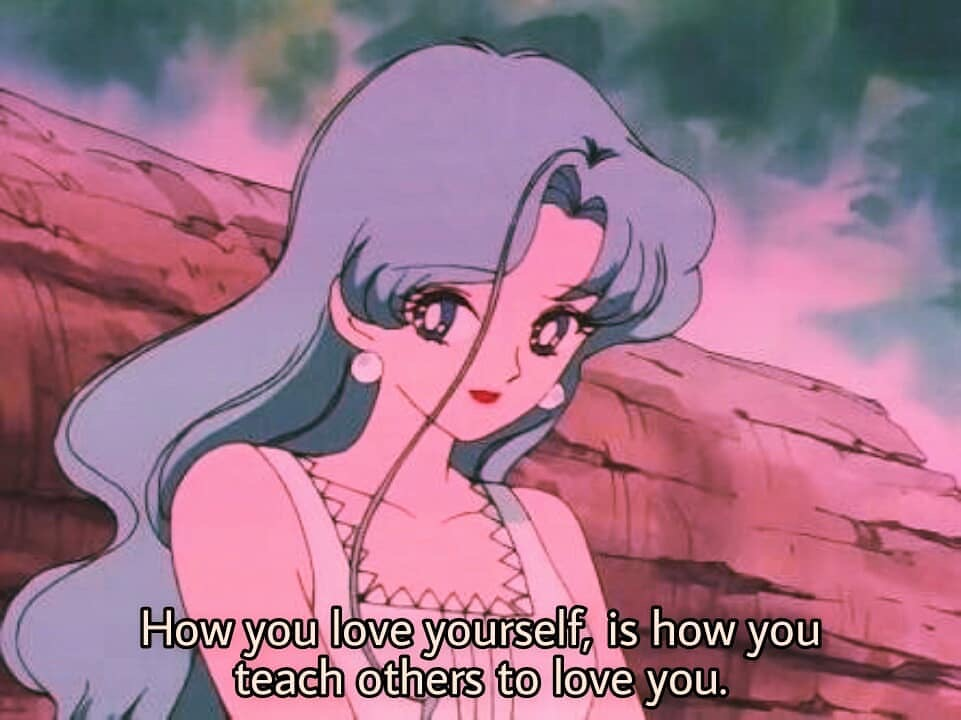 quotes, anime, and mood image