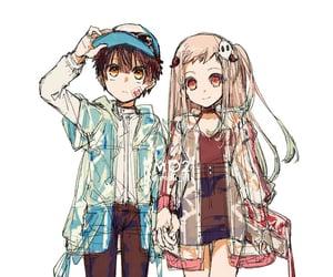 anime, anime couple, and ️anime love image