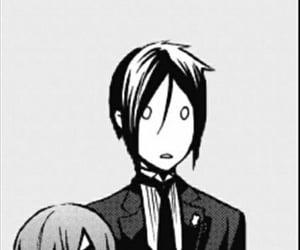 anime, ciel phantomhive, and black butler image