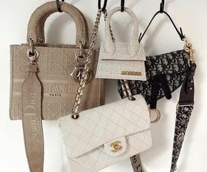 bags, chanel, and chanel bag image