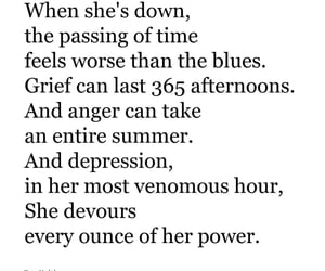 power, anger, and blues image