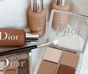 dior, makeup, and beauty image