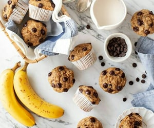 foodporn, food lovers, and cupcakes muffin image
