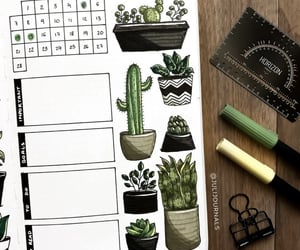 bullet, journal, and bujo image