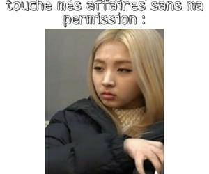 drole, memes, and kpop meme image
