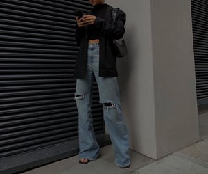 street style, turtleneck, and everyday look image