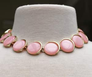 etsy, light pink, and vintage jewelry image