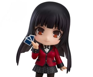 anime, kakegurui, and yumeko jabami image