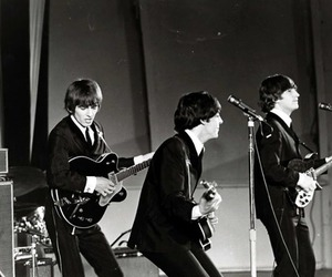 1960's, 60s, and beatles image