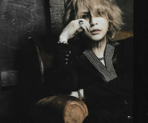 aesthetic, the gazette ruki, and reita image