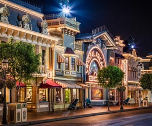 city, Cityscapes, and disney image