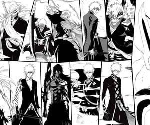 bleach and Ichigo image