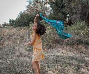 campo, amarillo, and felicidad image