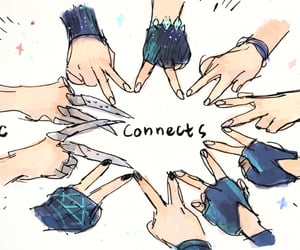 connection, connects, and league of legends image