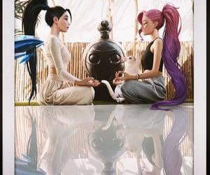 lol, kda, and yoga image