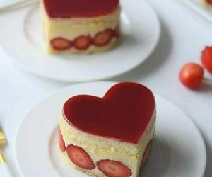 cake, food, and sweety image