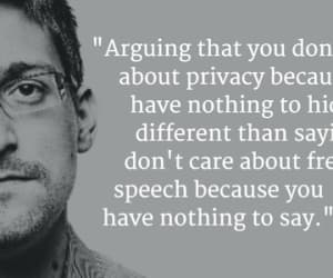 edward snowden and tell me he's wrong image